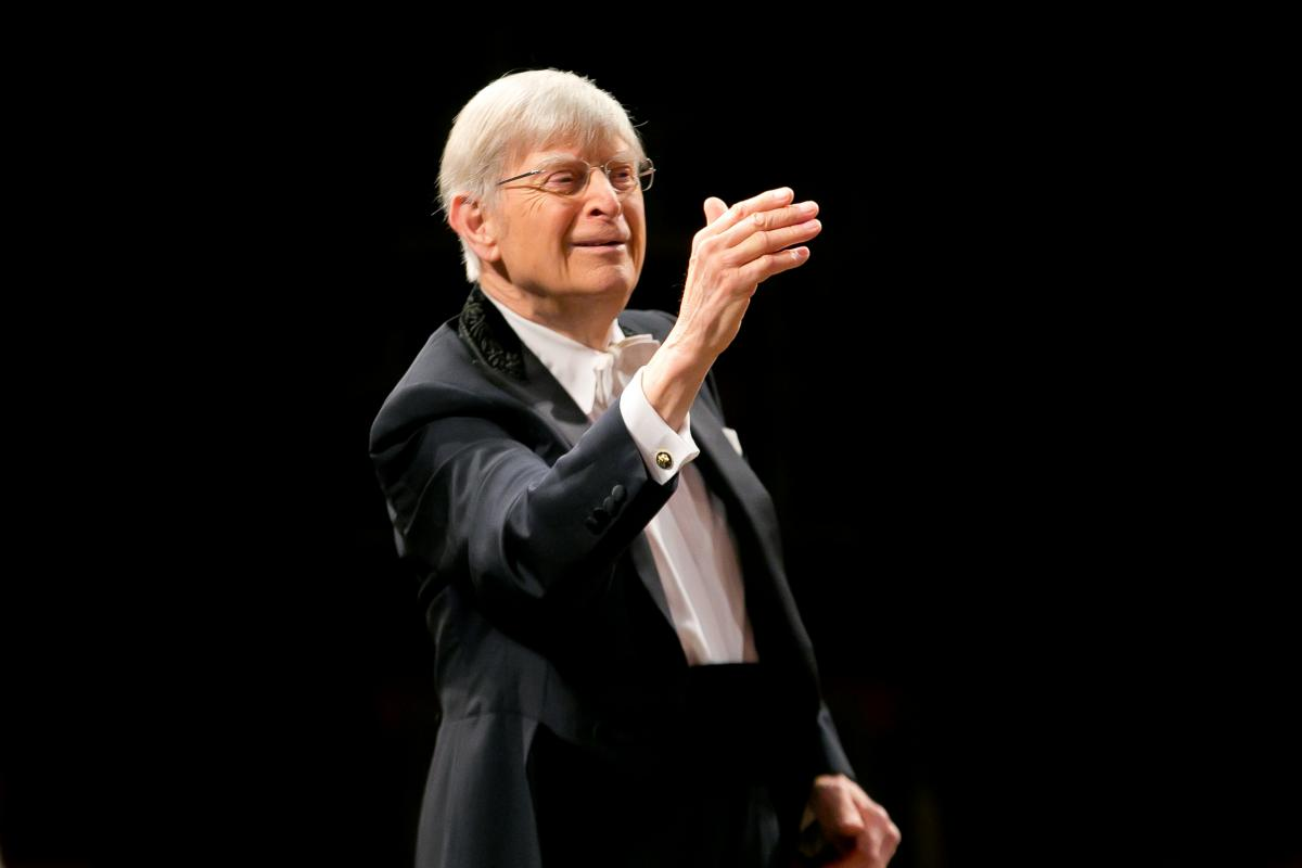 Spiritual richness and depth of 90 years: Herbert Blomstedt